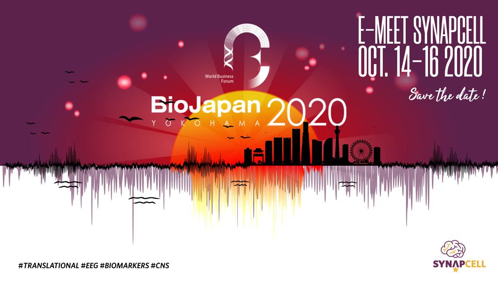 BioJapan2020 SynapCell